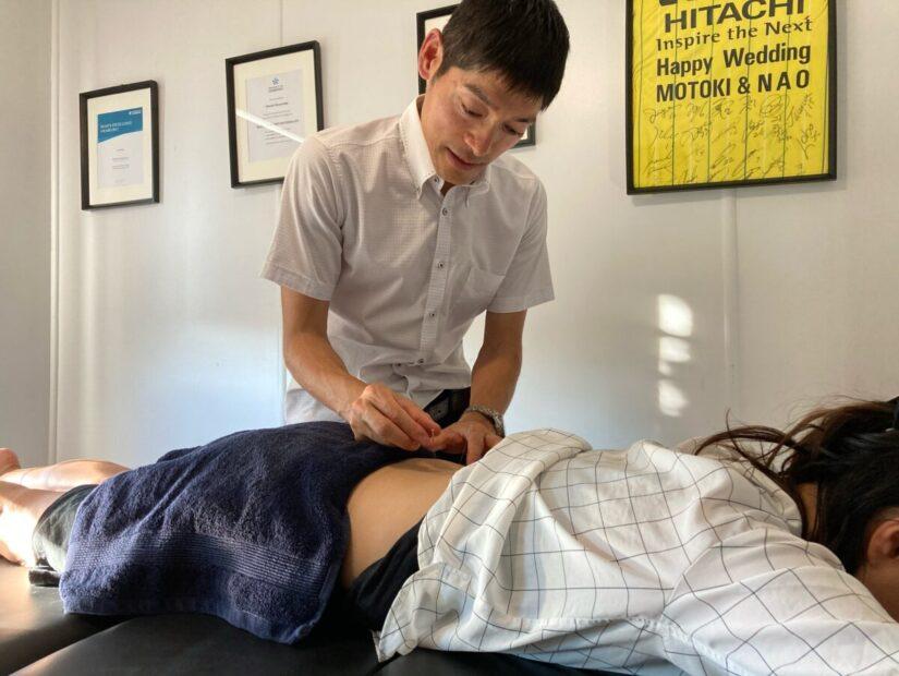 オーストラリアでは理学療法士が針治療ができるって本当?